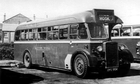 The Old Hook Bus